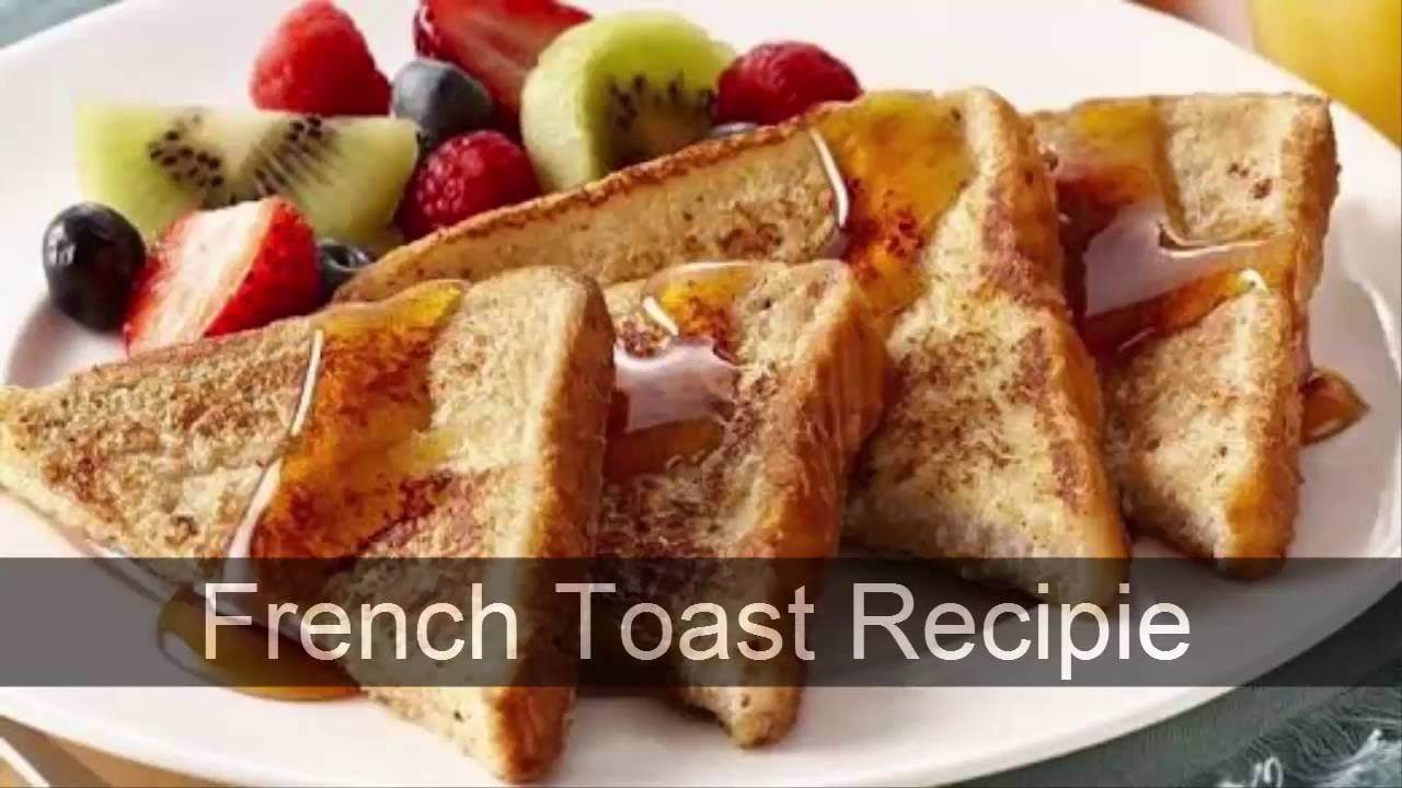 How To Make French Toast With Bread