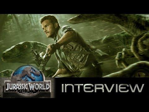 Jurassic World: Interview mit Chris Pratt zum neuen Dino-Blockbuster