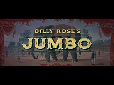 Billy Rose's Jumbo (1962) TRAILER - Stephen Boyd, Doris Day, Jimmy Durante, Martha Raye