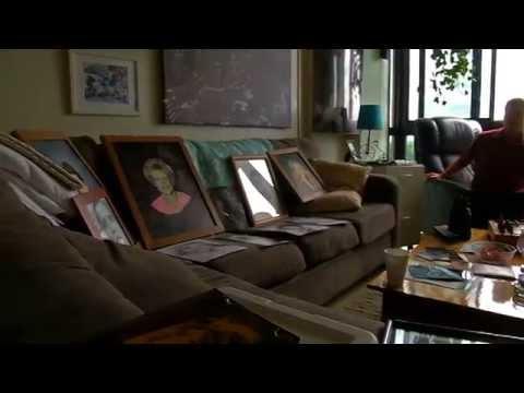 Prison Break Escapee Richard Matt's paintings (part 2)
