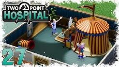 Auf nach Tumble! - Two Point Hospital Gameplay Deutsch German
