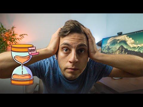 How to Solve Procrastination TODAY