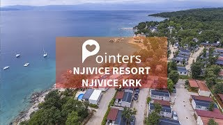 Njivice Resort — Njivice, Krk | DRONE FOOTAGE | Pointers Travel