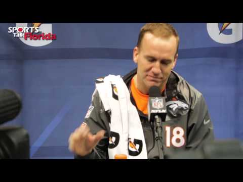 Super Bowl XLVIII: Denver Broncos Peyton Manning on his legacy