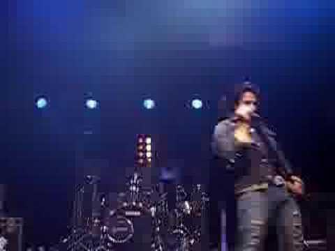 Marc Terenzi Essen(8.3.06) Live