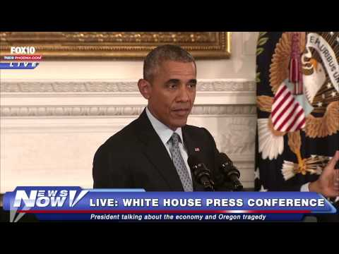 President Obama on tighter gun laws and job sector growth