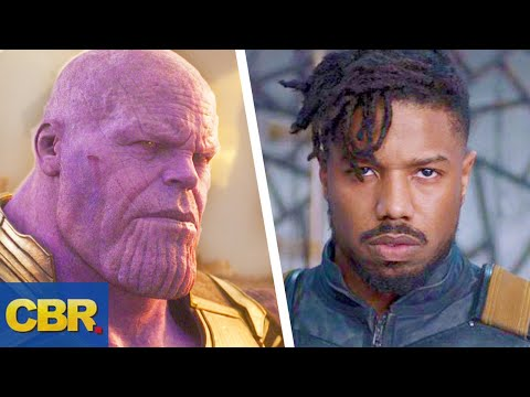 The 7 Strongest Marvel's Villains And The 5 Weakest