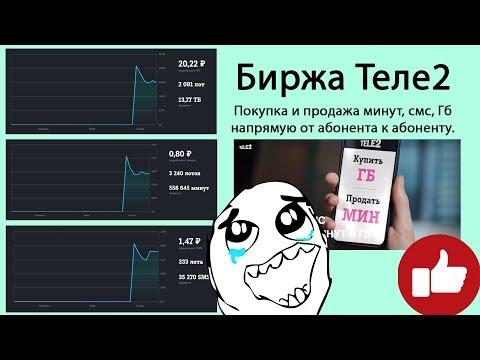 Как купить гигабайты на теле2