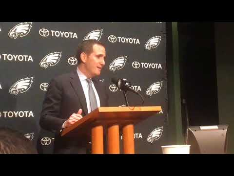 NFL Draft 2018: 3 reasons Eagles traded out of first round, according to Howie Roseman