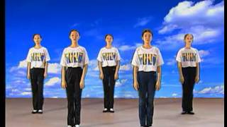 Download Chinese Xinjiang Dance Tutorial 新疆舞教学【2】Learning to Dance Xinjiang A 学跳维族舞上集 MP3 song and Music Video