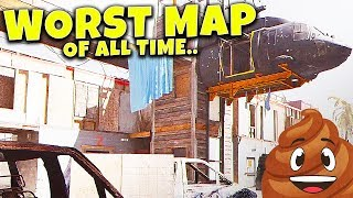 Shoot House Is The WORST Map In Call Of Duty History!