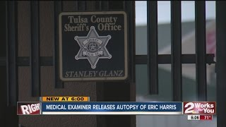Medical Examiner Releases Autopsy Of Eric Harris