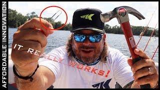 2 падіння бас Риболовля хакі ви можете реально зробити! Футів. SawGrassBassin і KastKing