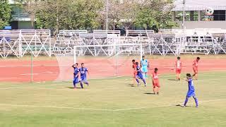 Thailand Youth League Highlight:สมาคมกีฬาแห่งจังหวัดสุรินทร์ 1-3  สุรินทร์ชูก้า โขงชีมูล เอฟซี