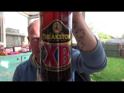 Theakston Brewery | XB Ruby Bitter