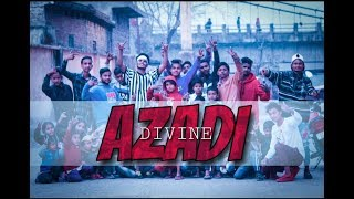 Azadi - GULLY BOY | Divine | Dub Sharma  | Suraj Sharma Dance Choreography