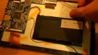 Как заменить батарею в планшете. Замена аккумулятора на планшете. Инструкция