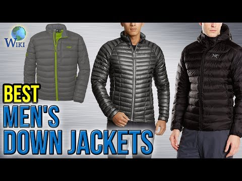 10 Best Men's Down Jackets 2017