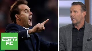 Real Madrid's El Clásico loss vs Barcelona down to Lopetegui? | La Liga