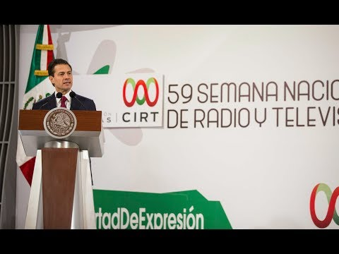 59 Semana Nacional de Radio y Televisión