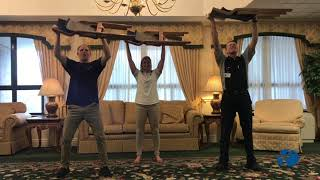 Senior Fit Workout Wednesdays: Chair Exercises 9.19.18