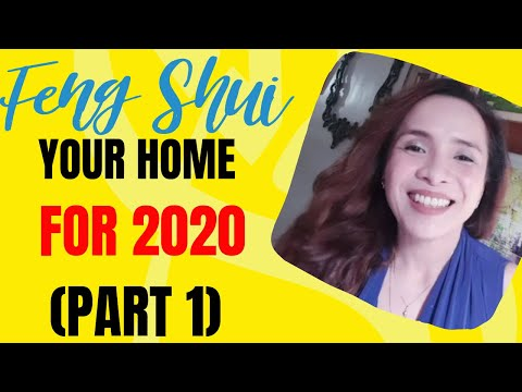 Feng Shui your home for 2020 & Is Ghost Month real? (FREE Date Selection for Aug- Sept, 2019)