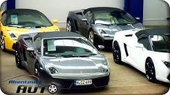 Nobelster Autoverleih Deutschlands | Ferrari, Lamborghini & Co.