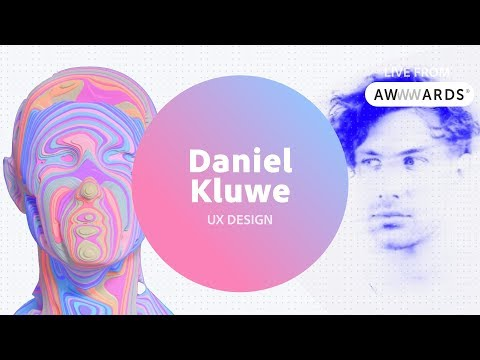 Live from AWWWARDS with Daniel Kluwe