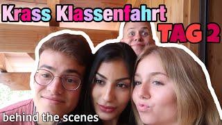 Drehtag #2😂 | Krass Klassenfahrt Staffel 3 Vlog