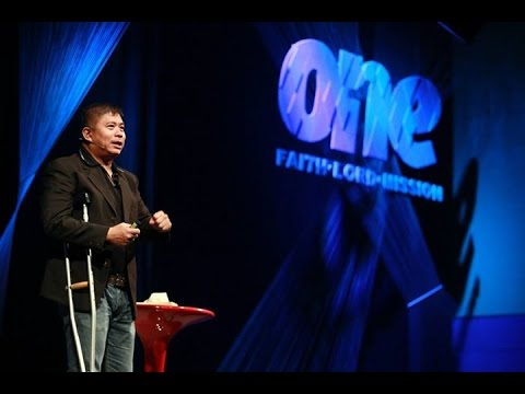 Saklay (The 5 Crutches of David) - Ptr. Anthony Velasco