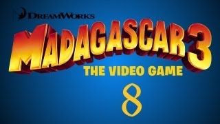 Madagascar 3: The Video Game Walkthrough Part 8 (Rome: Circus Games)