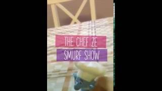 The Chef Ze Smurf Show Intro