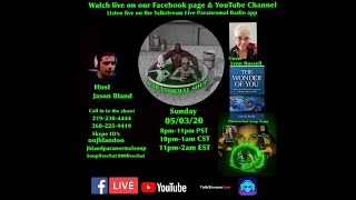 Paranormal Soup Ep 224 guest Lynn Russell