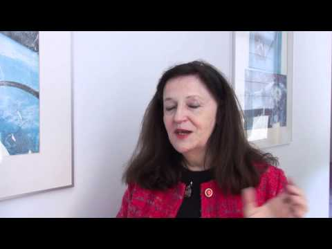 Elena Szolgayova, Geospatial World Forum 2014
