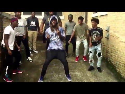 ASAP Ferg - New Level ft. Future (official HitDemFolk  video)