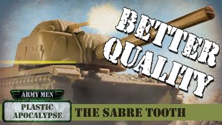 Plastic Apocalypse: The Sabre-Tooth (BETTER QUALITY)