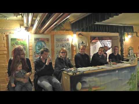 CannabisKontrollGesetz in der Praxis - Diskussionsrunde im Hanf Museum Berlin [2 von 2]