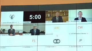 Big Tech CEOs Fące Antitrust Hearing In Congress
