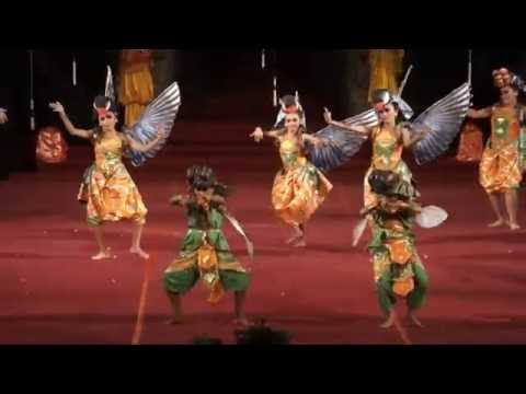 """Drama Tari """" I Gajah Nyape Kadi Aku"""" (PKB 2016, Anak2 Guang Sukawati Gianyar)"""