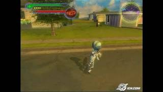 Destroy All Humans! PlayStation 2 Gameplay - Fun with