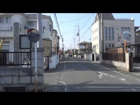 中山道歩き旅#17 久下神社→熊谷宿筑波交差点 2015/03/21