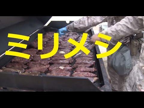 アメリカ軍 ミリメシ Meal