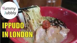 Ippudo has recently arrived to London last year as our cousin worke...