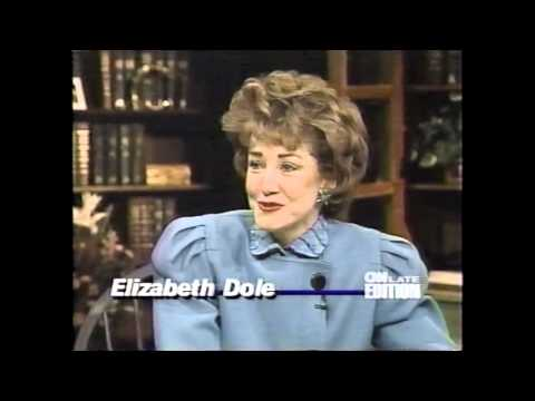 Elizabeth Dole on CNN