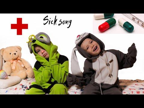 Sick Song Nursery Rhymes & Kids Songs    病気の歌童謡&キッズソング