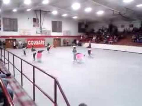 Alcorn Central High School 2012 Advanced Guard (ACAG)