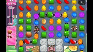 Candy Crush Saga, Level 1354, 1 Star, No Boosters