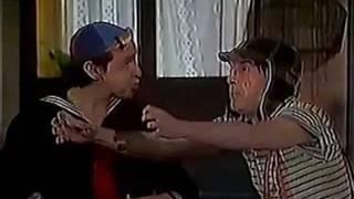 El Chavo del Ocho - Capítulo 48 Parte 1 - Los Espíritus Chocarreros 2 - 1974