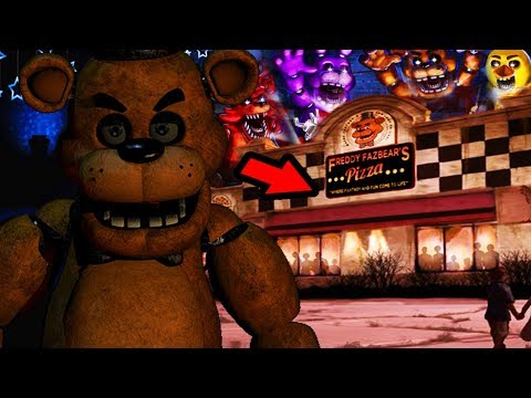 BUILDING AN ORIGINAL FNAF LOCATION WITH NEW ANIMATRONICS! - Five Nights at Freddys Fortnite w/ Dawko thumbnail