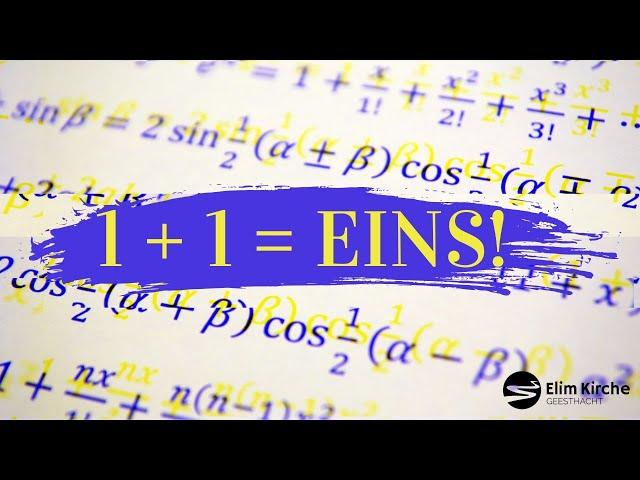 1+1 ='' Eins | 06.06.2021 | ELIM KIRCHE GEESTHACHT | HD